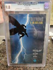 DC Comics Batman: The Dark Knight Returns #1 CGC 9.8 Frank Miller