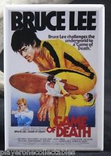 "Game of Death Movie Poster 2"" X 3"" Fridge Magnet. Bruce Lee"