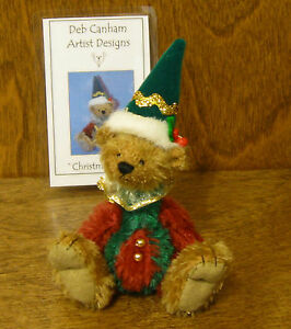 DEB CANHAM Artist Designs CHRISTMAS JESTER, Hot Editions COLL. From Retail Store