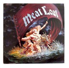 MEATLOAF - DEAD RINGER - RARE ORIGINAL AUSSIE 1981 GOLD STAMP PROMO LP