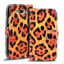 Cell Phone Cover for Samsung Galaxy S3 Neo Case PU Leather Motif Case