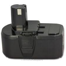4.0AH HIGH CAPCITY 18V Lithium Battery for Ryobi P104 P105 P102 P103 P107 P108
