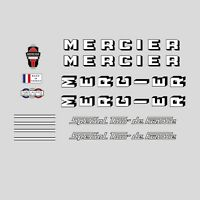 Mercier Special Tour de France Bicycle Frame Stickers - Decals n.0557
