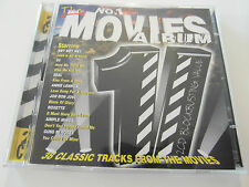 The No1 Movies Album - 38 Classic Tracks ( 2 x CD Album ) Used Very Good