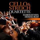CD Cello e Quartetti per archi von Dworschak, Mozart Boccherini Beethoven 3 CD