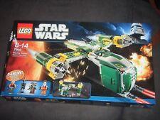 Lego Star Wars 7930: asalto de cazador de recompensas, nuevo, sellado de fábrica, jubilado