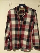 "Jack And Jones ""  Vintage "" Long Sleeved Shirt Size Small"