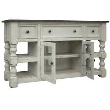 Crafters and Weavers Stonegate TV Stand - 60""