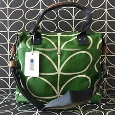 Genuine ORLA KIELY Giant Linear Stem Messenger Bag NEW with Tags