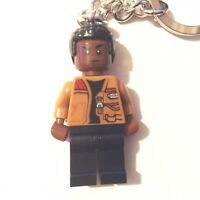 LEGO Star Wars - FINN Minifigure Keyring - 853602 - NEW - Disney