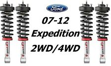 Rancho Quicklift Leveling Strut Set Rear+Front For 07-12 Ford Expedition 2/4 WD