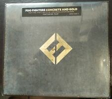 Foo Fighters ‎– Concrete And Gold Cd Digipack Still Sealed 2017 Nuovo Sigillato