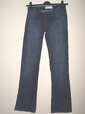 Indigo, Dark wash Straight Leg Jeans Size Petite for Women