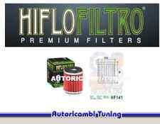 FILTRO OLIO MOTO HF141 HIFLO Fantic Motor Caballero R Enduro LC 125 cc anni 08>