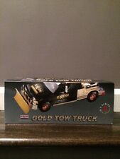 1999 Exxon Tow Truck Gold Collector's Edition #F93
