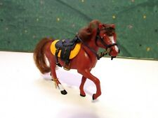 Grand Champion 1995 Empire Chestnut Western Pleasure Horse w Saddle Bridle MINT