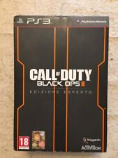 CALL OF DUTY BLACK OPS 2 EDIZIONE ESPERTO SONY PLAYSTATION 3 PS3 PAL ITA USATO