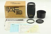 【MINT】 Nikon ED AF NIKKOR 70-300mm f/4.0-5.6 D for Nikon AF SLR from JAPAN #665
