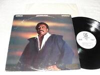 "Chico Hamilton ""Nomad"" 1980 Jazz LP, Nice VG++!, Promo White Labels, WLP"