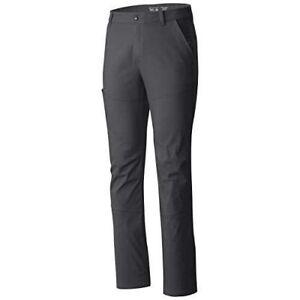 Mountain Hardwear Men's 34x 32 Hardwear Ap Pant Gray