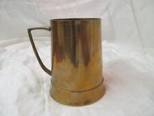 Vintage Korea Copper Tankard