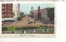 Pennsylvania Avenue      Washington D.C.  Used    Postcard 3137x