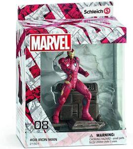 Figurine - Marvel - 08 Iron Man - Schleich 21501