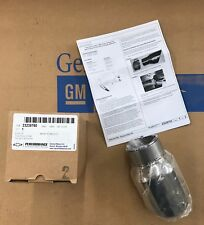 2015 - 2018 GMC Canyon 3.6L Polished Exhaust Tip w/ GMC Logo GM 23238760