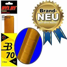 Pros Pro Basicgrip B 70 Gold (griffiges Basisband/Basisgriffband m. Microprägung
