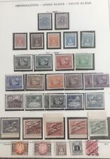 Poland 1920-1921 issues MNH/MLH