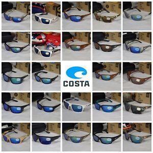 New Mens Womens Costa del Mar Polarized Sunglasses Fishing 400 580 You Choose!