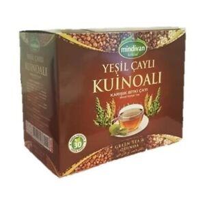 Quinoa Kräutertee Tasche Tee Slim Fit Antioxidans Detox