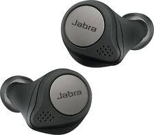 Jabra Elite 75t True Wireless Bluetooth Earbuds, with Charging Case.