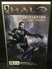 Halo Initiation #1 Dark Horse Comic Book Sharp Copy!