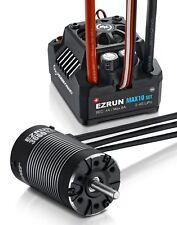 Hobbywing EZRUN MAX10-SCT 120A ESC +3660 SL G2 4600KV Brushless Motor 1/10 Car