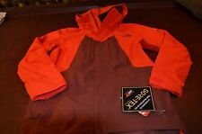 NWT MSRP $349 THE NORTH FACE MEN'S JACKET GORE TEX STEEP SERIES RED/BROWN Large