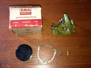 NOS FoMoCo 1961-1964 Ford 260-289-352-390 2bbl 4bbl Choke Thermostat & Housing