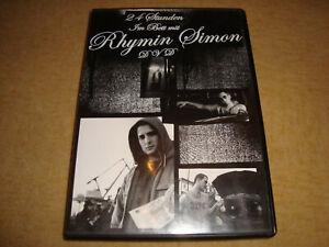 RHYMIN SIMON - 24 Stunden Im Bett Mit Rhymin Simon  (DVD)  ROYAL BUNKER