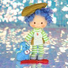 Vintage Strawberry Shortcake Doll CREPE SUZETTE & Pet Poodle Dog ECLAIR BO028