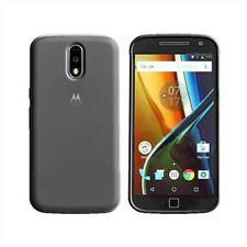 Cover per Motorola Moto G4 Plus, Moto G4, in silicone TPU trasparente