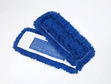 10 x Feuchtwischmopp Baumwollmopp PROFI 50cm blau Wischmopp Mopp Wischer AKTION
