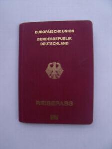 Germany passport canceled - Interesting