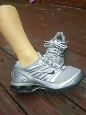 Nike Shox Women Silver /Black