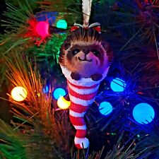 Pygmy Hedgehog Christmas Tree Decoration