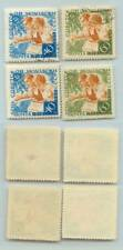 Russia USSR ☭ 1958 SC 2081-2082 MNH and used . f885