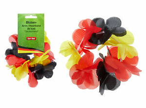 5 Stück Blüten Arm oder Haarband Deutschland