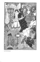 Aubrey Beardsley.The Toilet.1989.Vintage.Costume.Print.Stunning.Fashion