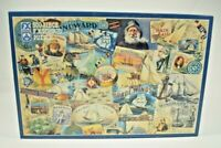 F.X. Schmid - For Old Salts (Nautical) 500 Piece Jigsaw Puzzle - 100% Complete