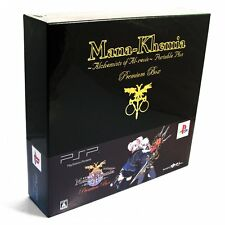 Mana Khemia Portable Limited Edition Premium Box (2008) New Japan PSP Import