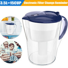 Simpure 3.5L / 15 Cup Water Filter Pitcher with Filter for 3-12 Months, BPA Free